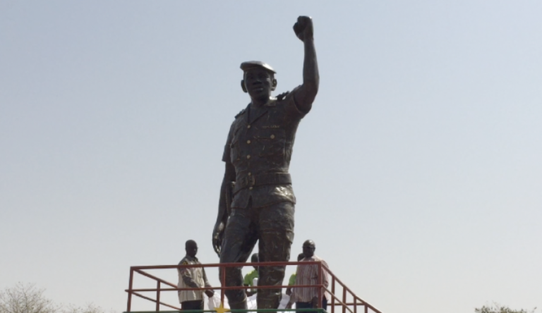 Affaire Thomas Sankara: la France mise en examen par la justice du Burkina Faso