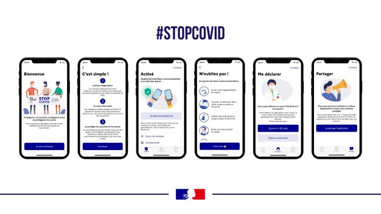 StopCovid : Gare aux attaques de phishing et fausses applications