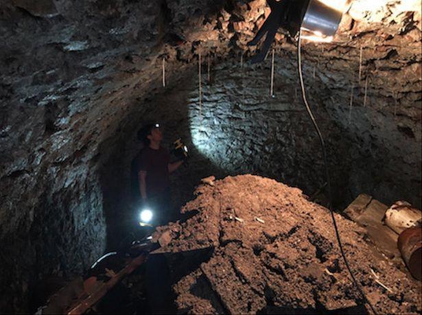 Royaume-Uni. Confiné chez lui, il découvre un tunnel datant de 120 ans…