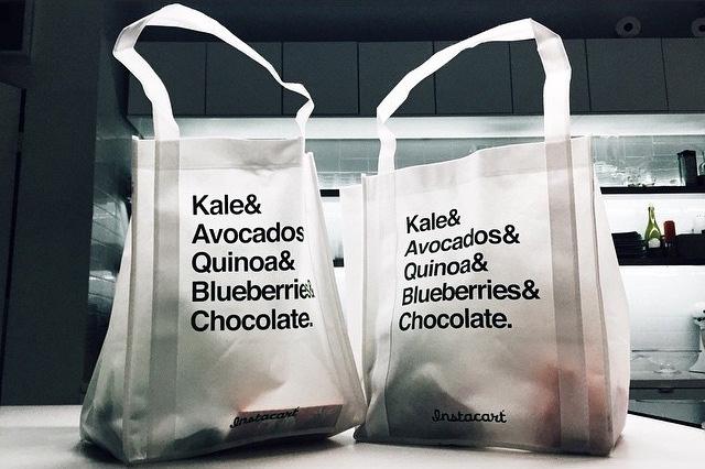 Instacart. Le e-commerce alimentaire peut remercier le Covid-19