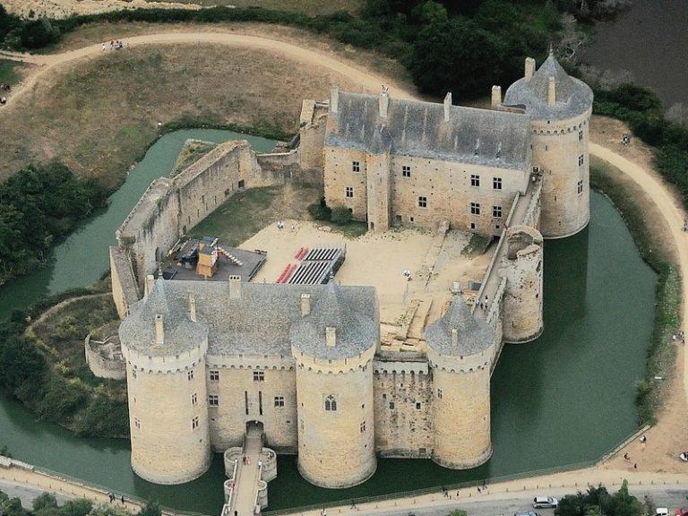 Le château de Suscinio rouvre ses portes dans le Morbihan