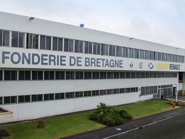 Fonderies de Bretagne. La direction de Renault avait oublié l'existence de Le Drian