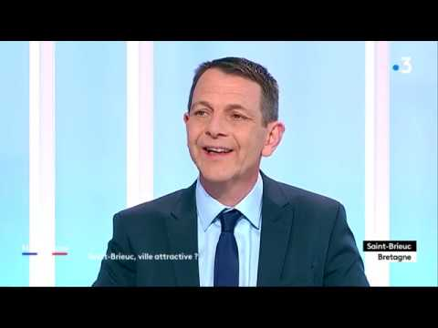 Municipales à Saint-Brieuc. Hervé Guihard face à Richard Rouxel : le débat du 2e tour