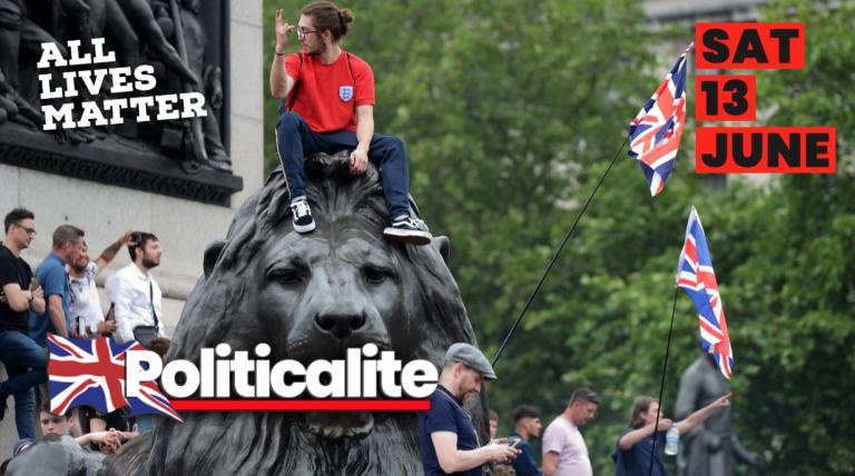 Au Royaume-Uni, supporteurs de football et dissidents unis pour défendre les statues face à #Blacklivesmatter