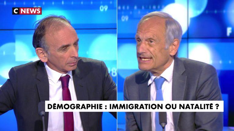 Eric Zemmour : « Ce n'est pas une politique de la ville qu'il faut mais une politique anti-immigration ! »
