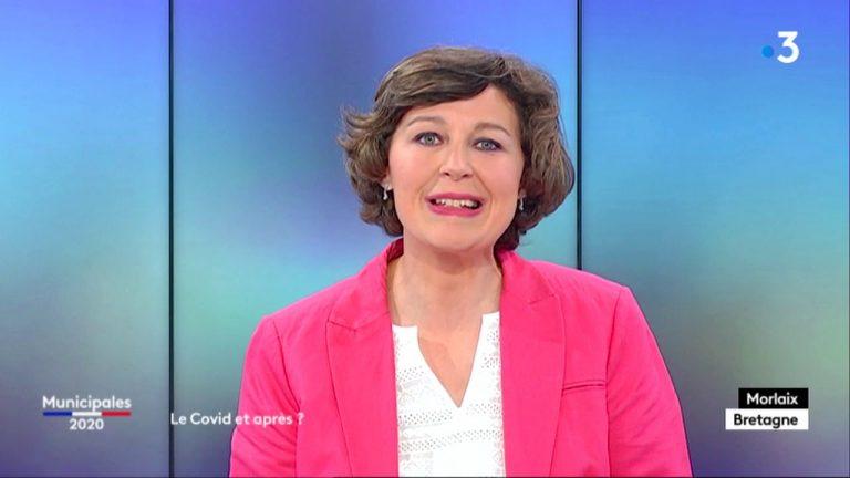 Municipales à Morlaix. Jean Paul Vermot, Agnès Le Brun : le débat du 2e tour