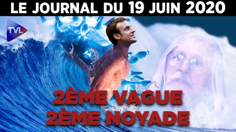 Covid-19 : En cas de 2ème vague, la France a toujours un train de retard