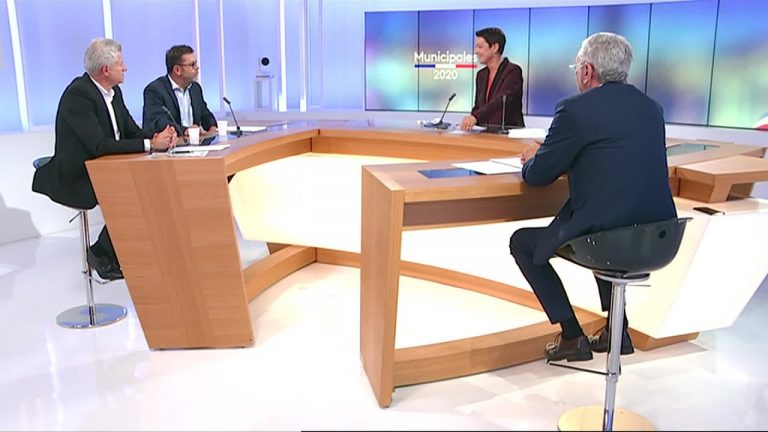 Municipales 2020 à Saint-Herblain : débat d'avant second tour Affilé-Tallio-Annereau