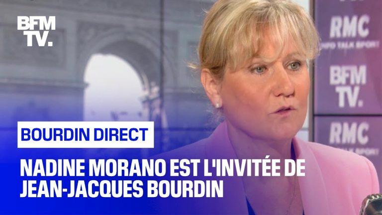 Nadine Morano : « Les Français ne supportent plus l'immigration forcée ».