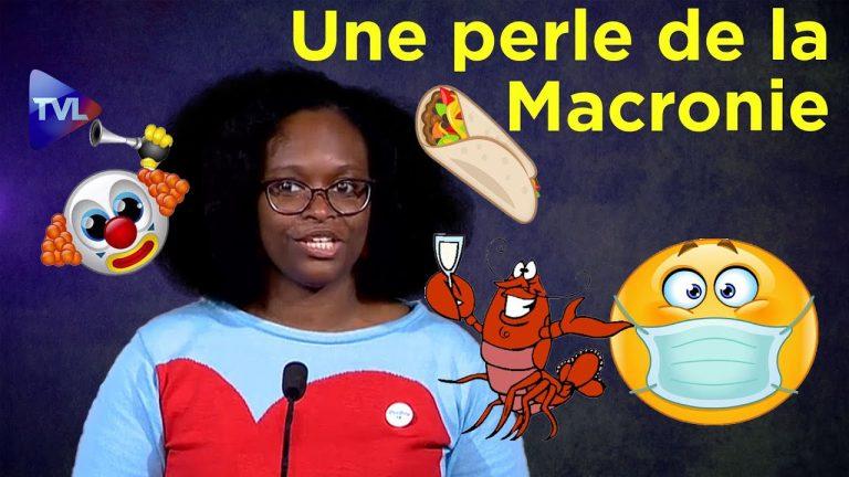Sibeth Ndiaye, une perle de la Macronie