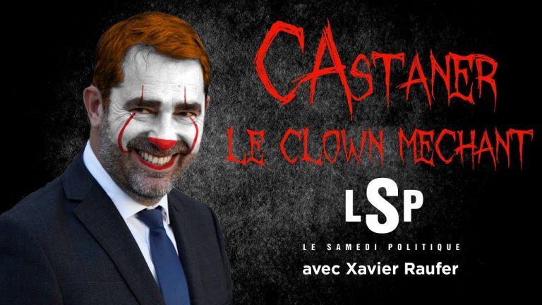 Castaner, George Floyd, Adama Traoré, Dijon. Le Samedi Politique avec le criminologue Xavier Raufer