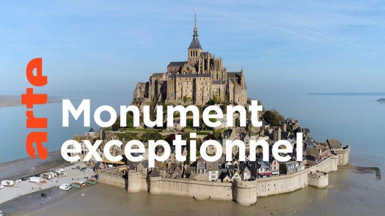 Mont-Saint-Michel : le labyrinthe de l'archange