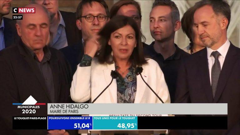 Municipales. Une synthèse de toutes les réactions politiques de la soirée en France