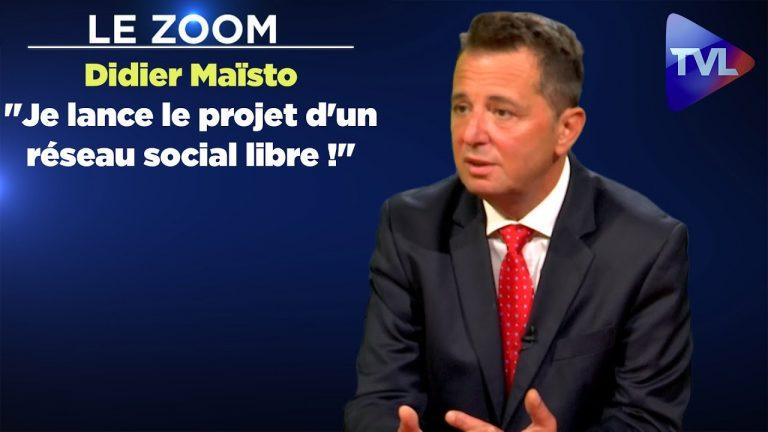 Didier Maïsto : « Je lance le projet d'un réseau social libre ! »