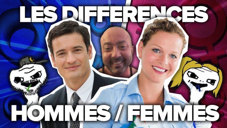 Les différences hommes-femmes expliquées par Valek