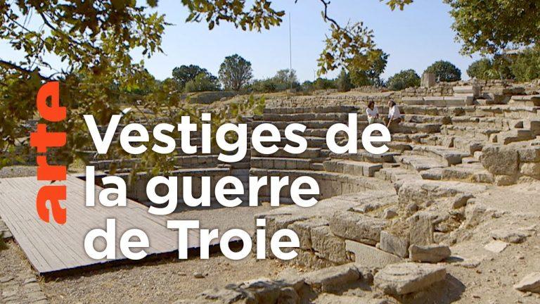 Troie, au plus près du mythe   Enquêtes archéologiques