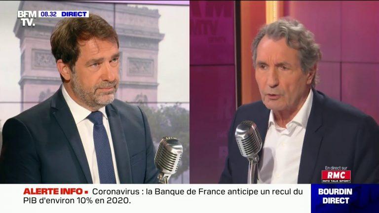 Christophe Castaner : Les manifestations pour George Floyd ne sont « pas autorisées » mais « il n'y aura pas de sanctions »