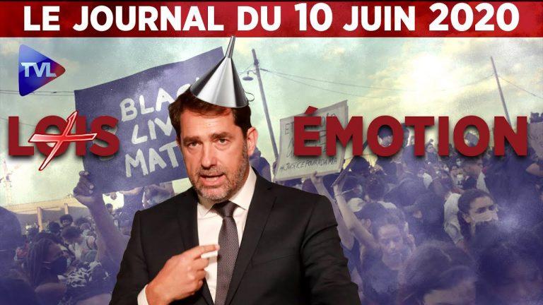Castaner : La dictature de l'émotion avec une interview de R. de Castelnau