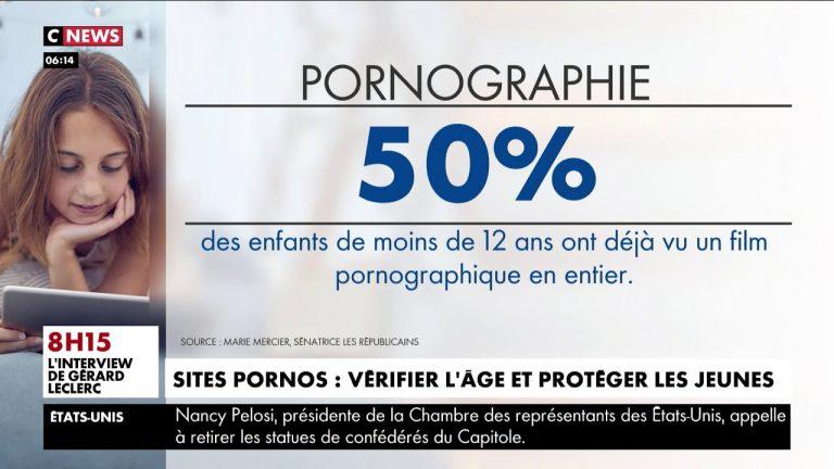 L'accès aux sites pornos bientôt vérifié pour protéger les mineurs