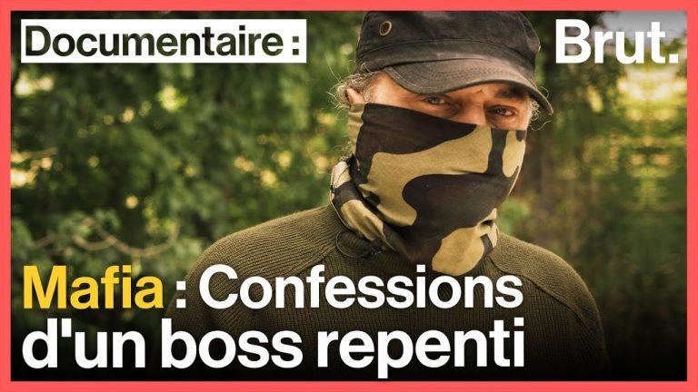 Mafia : confessions d'un boss repenti