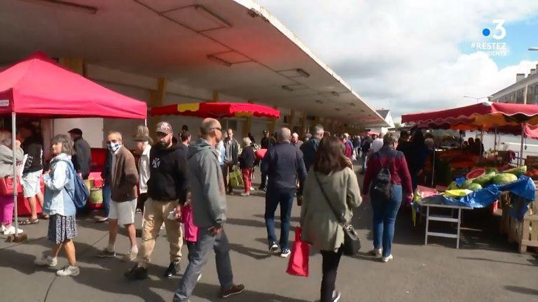 Saint-Nazaire : Un dimanche de campagne pour le second tour des municipales 2020