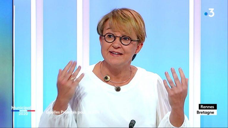 Municipales à Rennes. Nathalie Appéré, Carole Gandon, Charles Compagnon : le débat du 2e tour