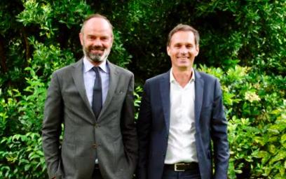 Municipales à la Baule: Jean-Yves Gontier reçoit le soutien d'Edouard Philippe