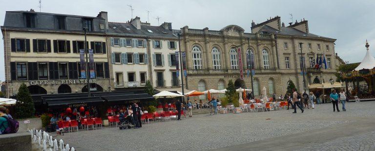 Elections municipales à Quimper. Un concours entre macronistes ?