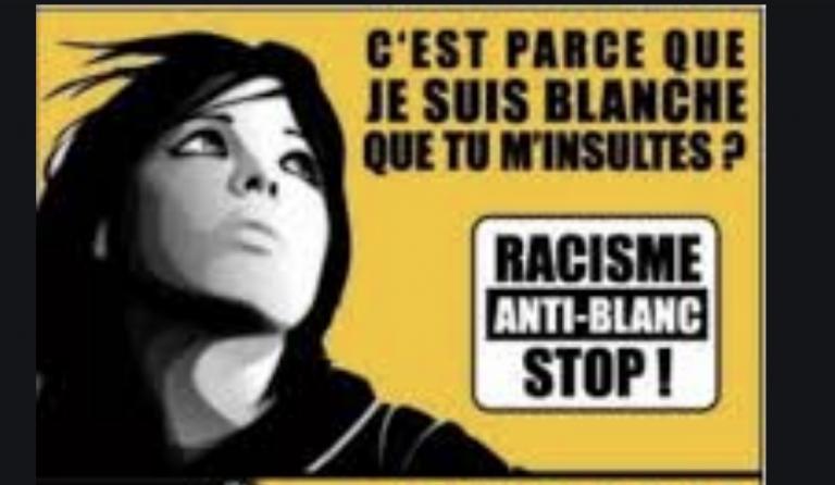 Racisme anti-blanc. Un Français sur 2 estime que c'est une réalité [Sondage en intégralité]