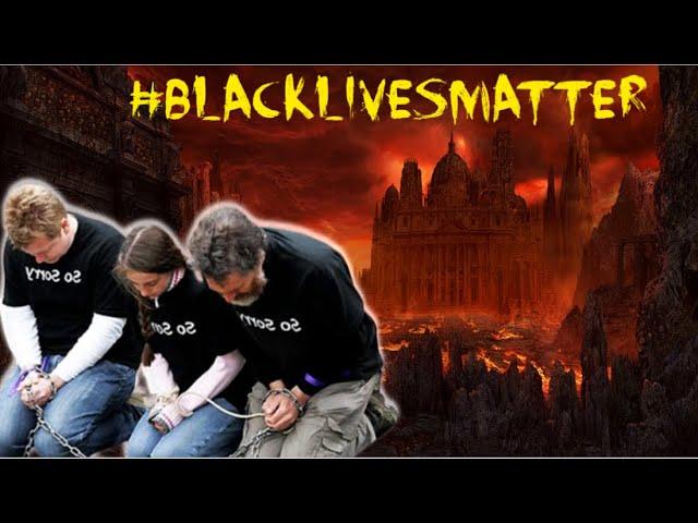 A Genoux ! Greg Toussaint met KO les #Blacklivesmatter