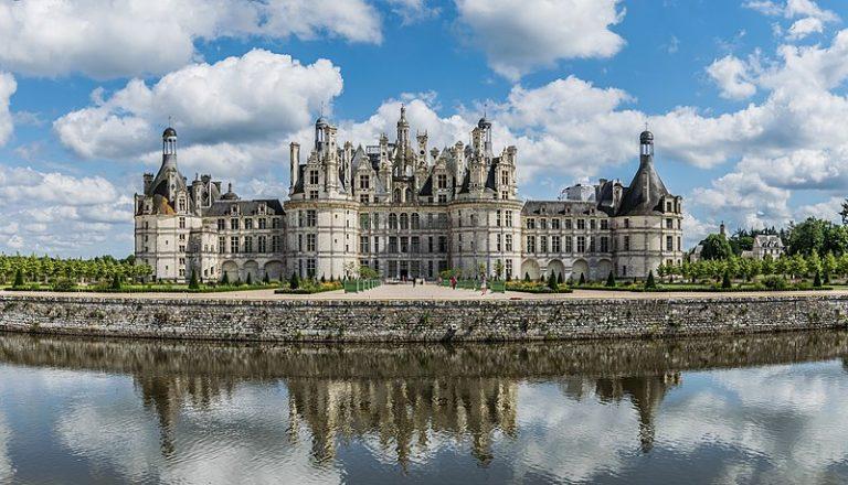 Journée internationale des châteaux : Versailles et Chambord plebiscités