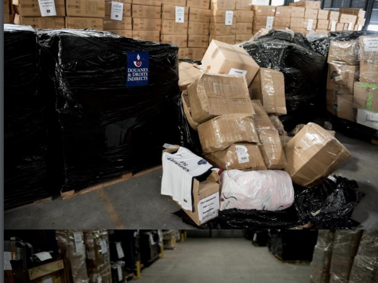 Contrefaçons. 4.5 millions de faux produits ont été interceptés par la douane en 2019, un appel à la mobilisation
