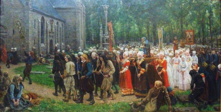 Pour Thierry Jigourel, les fêtes bretonnes et celtiques sont « un antidote à la désespérance et à la privation de nos libertés » [Entretien]