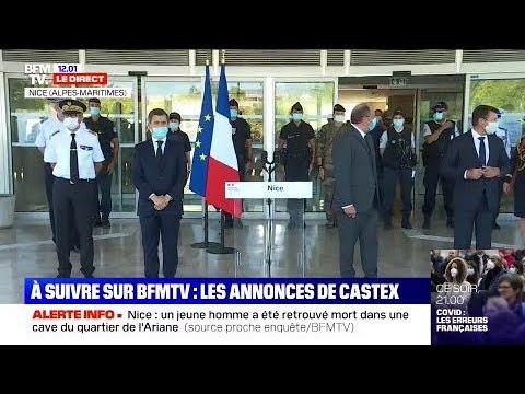 Insécurité. Les annonces de Jean Castex à Nice. Beaucoup de bruit pour rien du tout ?