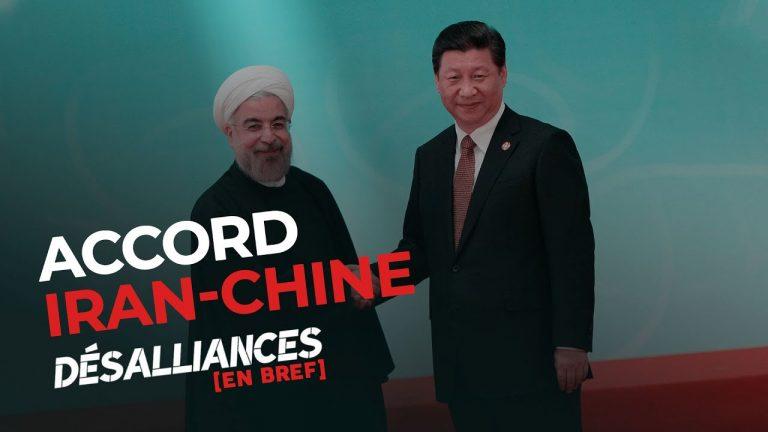 Iran-Chine, un deal du siècle à 400 milliards de dollars?