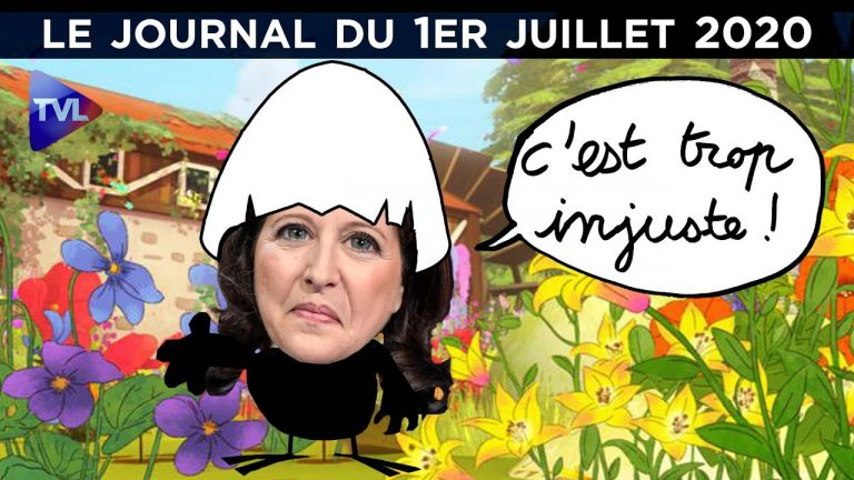 Agnès Buzyn : entre victimisation et mépris – Le Journal du mercredi 1er juillet 2020