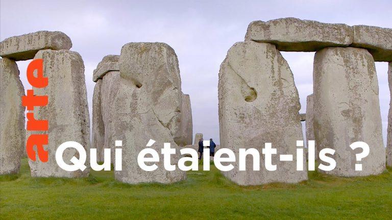 Enquêtes archéologiques. Les bâtisseurs de Stonehenge.
