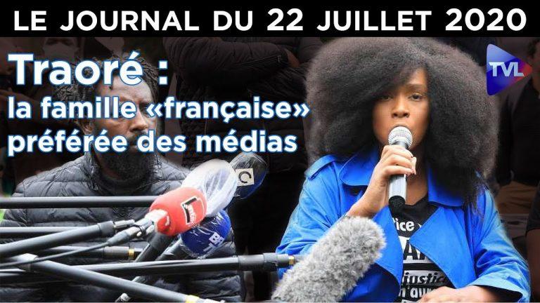 Adama Traoré : l'égérie anti-raciste soupçonnée de viol –