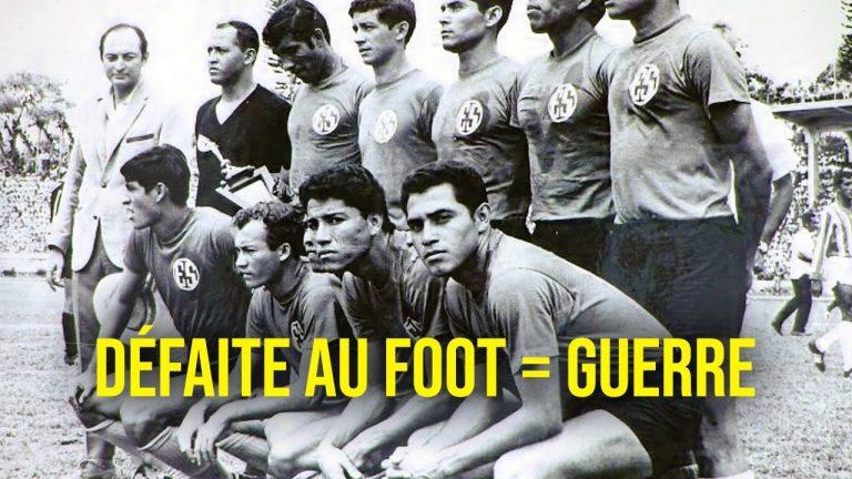 Salvador, Honduras. Le match de football qui a déclenché une guerre (1969)