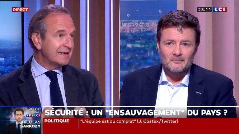 Guillaume Roquette donne une leçon de réalisme à 2 chroniqueurs sur LCI qui nient l'ensauvagement..