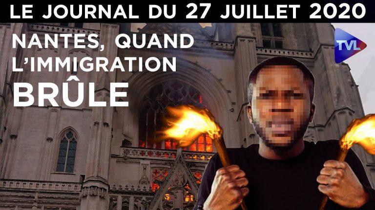 Incendie de Nantes : un crime de l'immigration