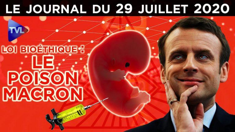 Loi bioéthique : le poison Macron