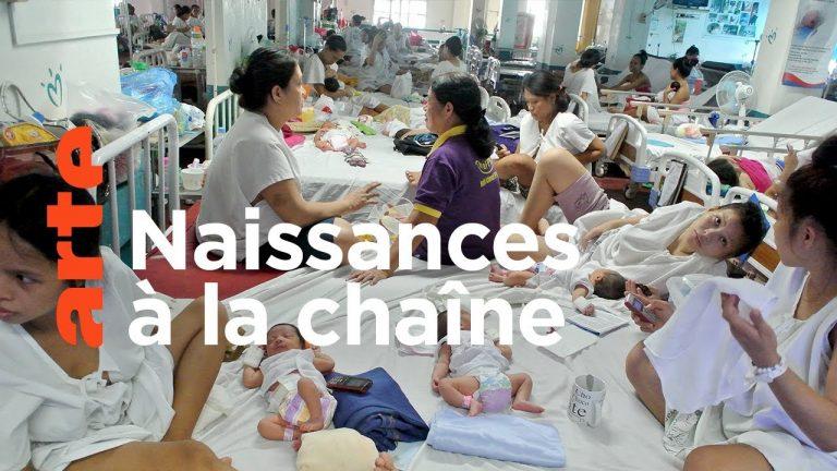 La fabrique à bébés : immersion dans la plus grande maternité des Philippines