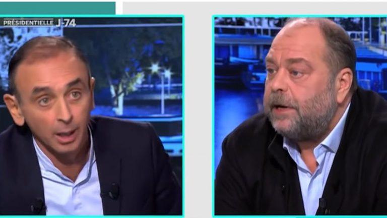 Rétro. L'énorme clash Éric Zemmour vs Éric Dupond-Moretti, nommé ministre de la Justice, sur l'immigration