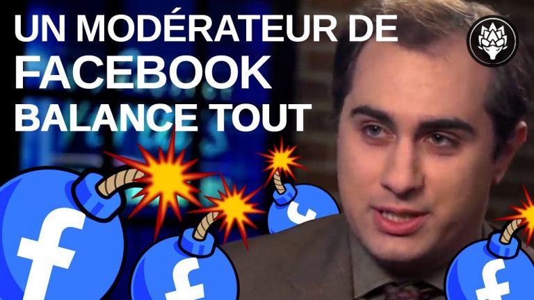 Un modérateur de Facebook évoque la censure et la modération sur le réseau social