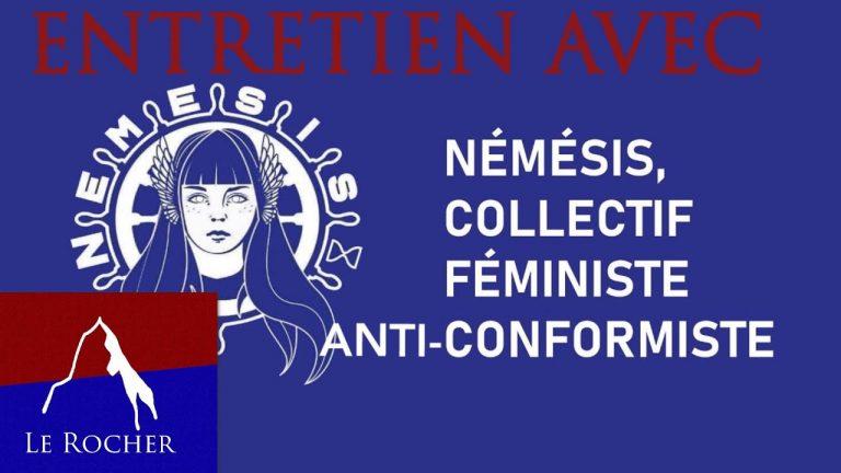 « On ne se sentait pas représenté par les courants féministes gauchistes actuels ». Entretien avec le collectif Nemesis, association féministe et identitaire.