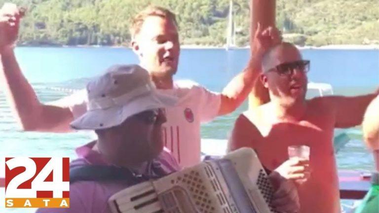 Fake News. Non, Manuel Neuer n'a pas chanté un chant « d'extrême droite » en Croatie