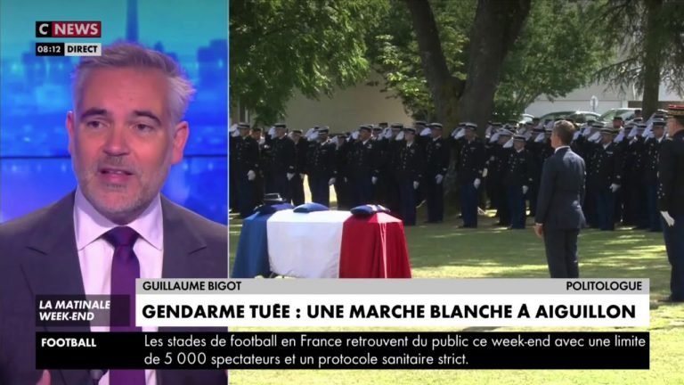 Guillaume Bigot évoquant la violence gratuite en France : « Si les Français se réveillaient, ce serait terrifiant »