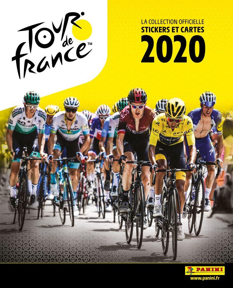 La Bretagne en force dans le nouvel album Panini dédié au Tour de France