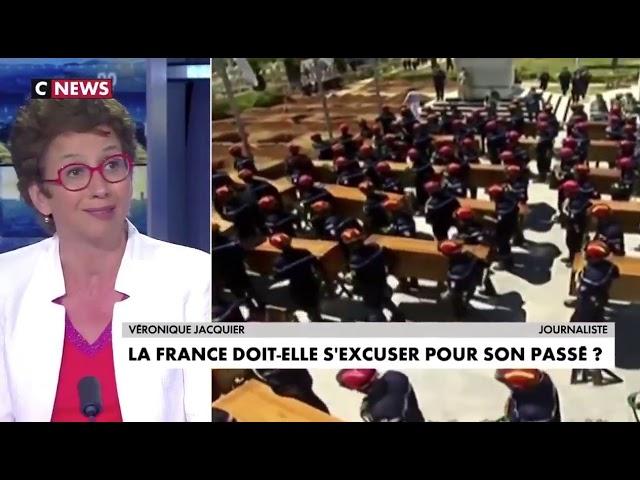 Véronique Jacquier : « La France a colonisé l'Algérie pour mettre fin à la piraterie barbaresque et à l'esclavage…»